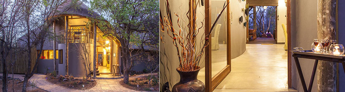 Luxury Game Reserve Accommodation