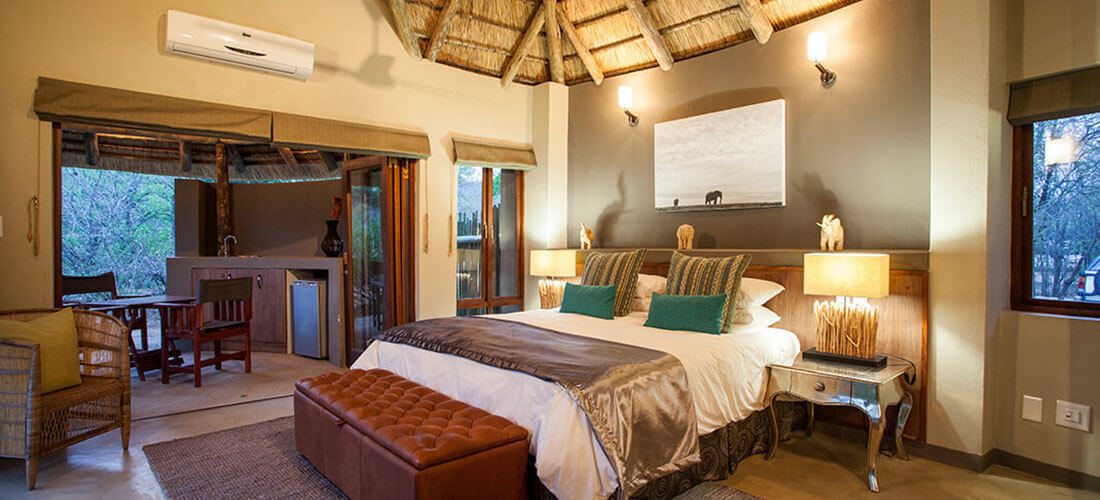 Luxury Suite Game Lodge Accommodation