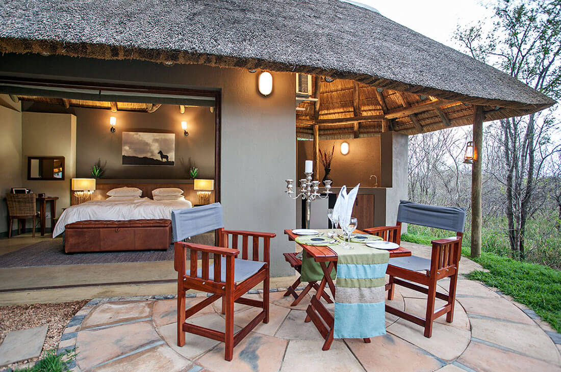 Pilanesberg Luxury Accommodation