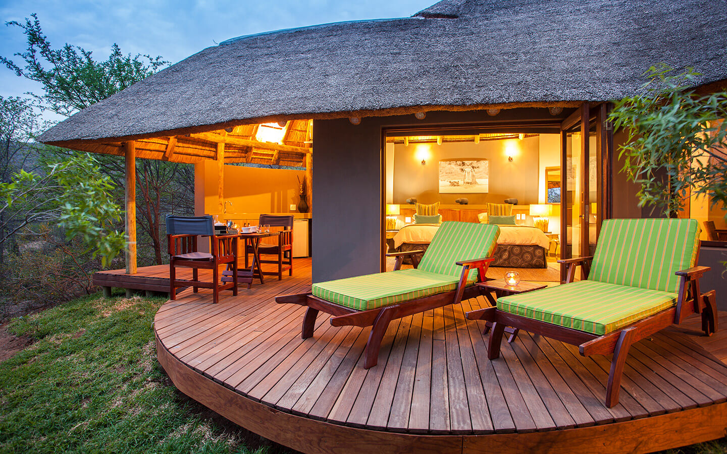 Private Game Lodge Accommodation