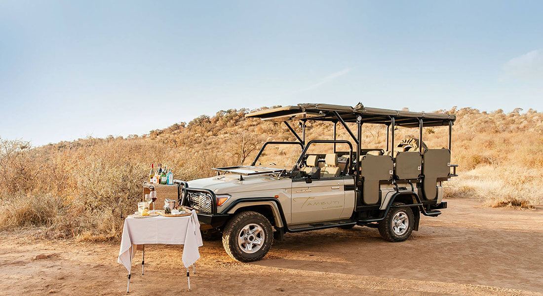 4x4 Game Drives
