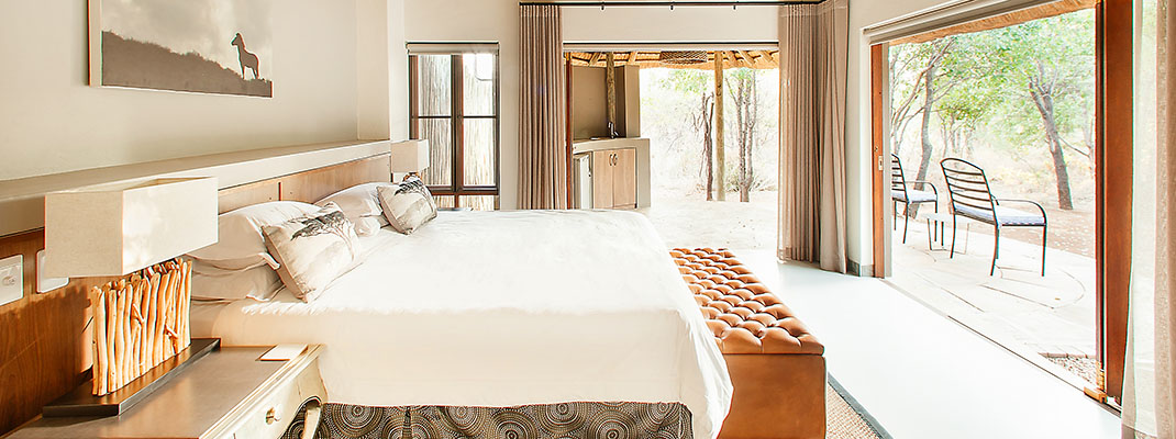 Honeymoon Suite Luxury Game Lodge Accommodation