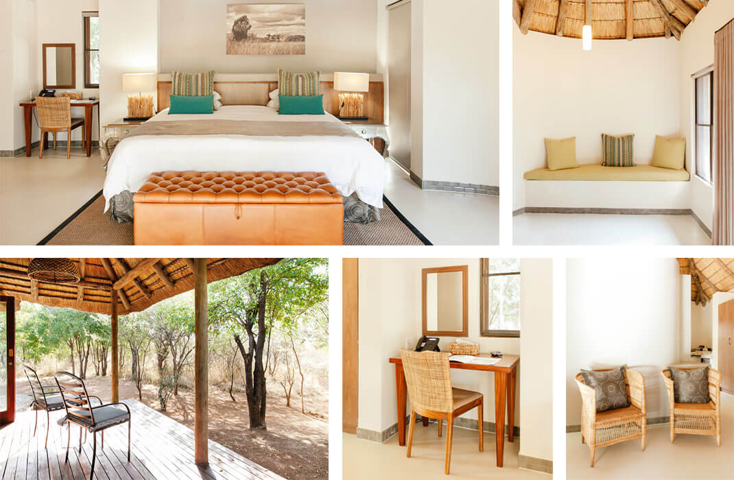 Luxury Lodge Black Rhino Reserve