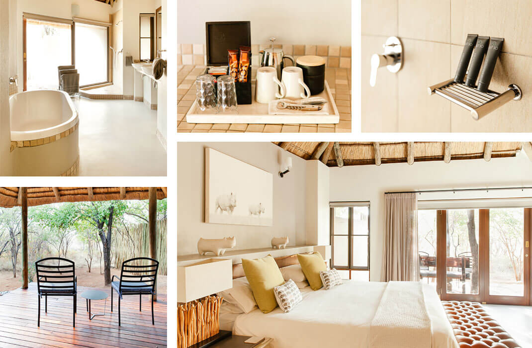 Luxury Lodge Pilanesberg