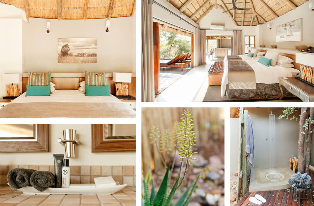 Luxury Lodges Pilanesberg